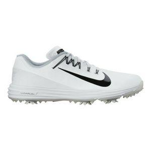 Nike Lunar Command 2 White Golf Shoes 849968-100